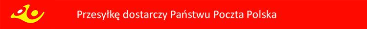 Przesyłkę dostarczy Państwu Poczta Polska