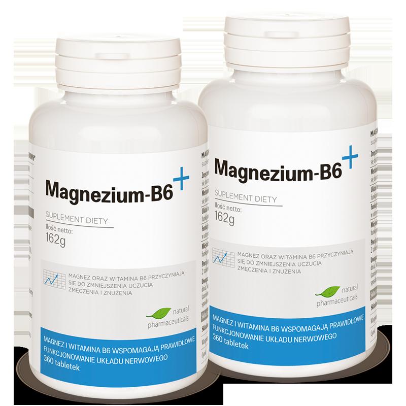 Magnezium B6+