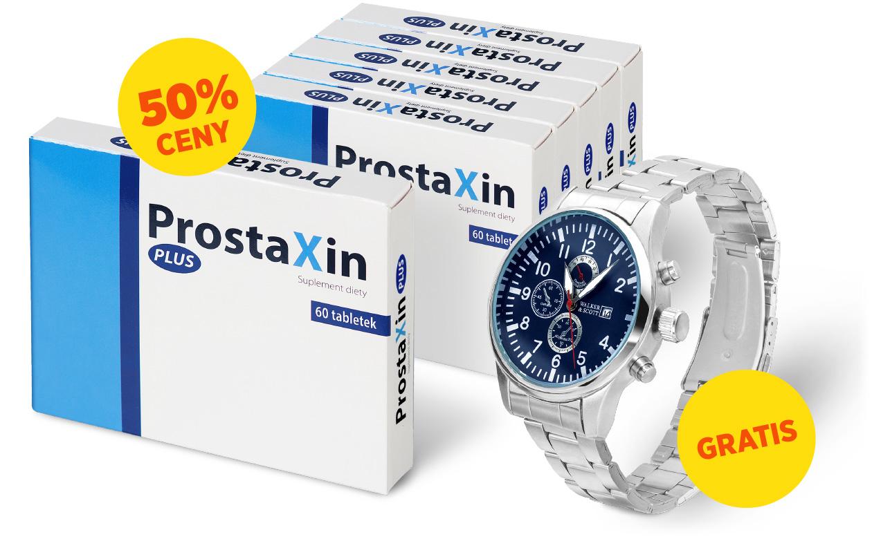 ProstaXin Plus